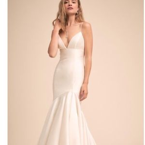 BHLDN luminosity gown size 10
